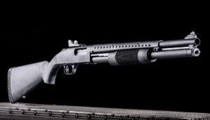 Mossberg M500 lövészet