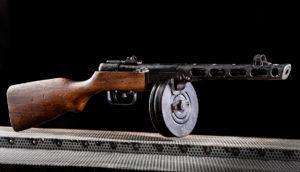 Élménylövészet PPSh-41 típusú fegyverrel Budapest