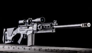 Élménylövészet RSAF FN L1A1 típusú fegyverrel