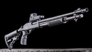 Élménylövészet Remington 870 tactical típusú fegyerrel