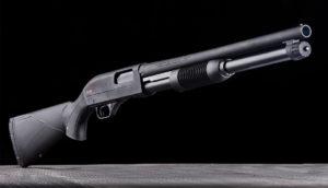 Érménylövészet Winchester SXP típusú fegyverrel