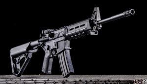 Élménylövészet Sig Sauer M400 típusú fegyverrel
