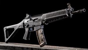 Élménylövészet Sig Sauer M522 target típusú fegyverrel