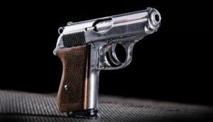 Walther PPK lövészet