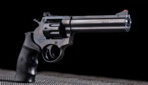 Lövészet Alfa M2261 típusú fegyverrel