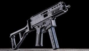 Élménylövészet Brugger Thomet APC9 típusú fegyverrel Budapesten