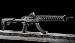 Élménylövészet CZ 512 Tactica