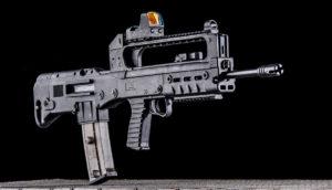 Élménylövészet HS Product VHS DS1 típusú fegyverrel Budapesten