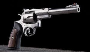 Élménylövészet Ruger Super Redhawk fegyverrel