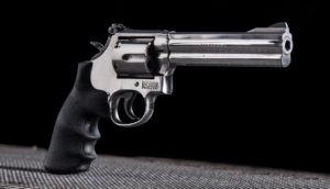 Smith Wesson 686 élménylövészet