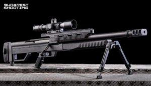Lövészet Steyr HS 50 típusú fegyverrel