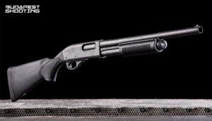 Remington 870 lövészet Budapesten