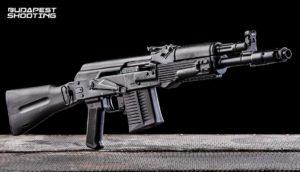 Élménylövészet Saiga 308 típusú fegyverrel